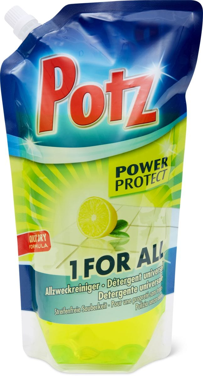 Potz Fresh Power Borsa di riempimento