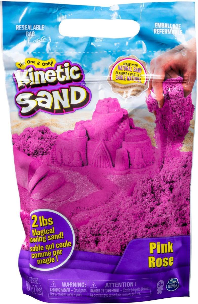 Spin Master Kinetic Sand pink Modelieren