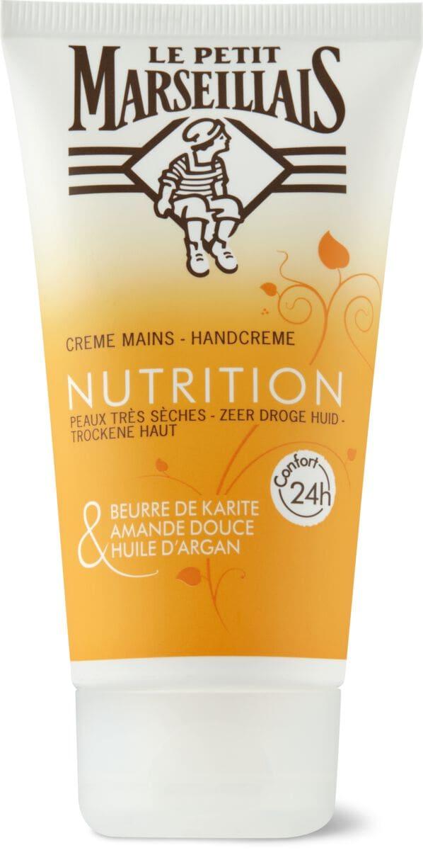 Le Petit Marseillais Handcreme Nutrition (Karité)