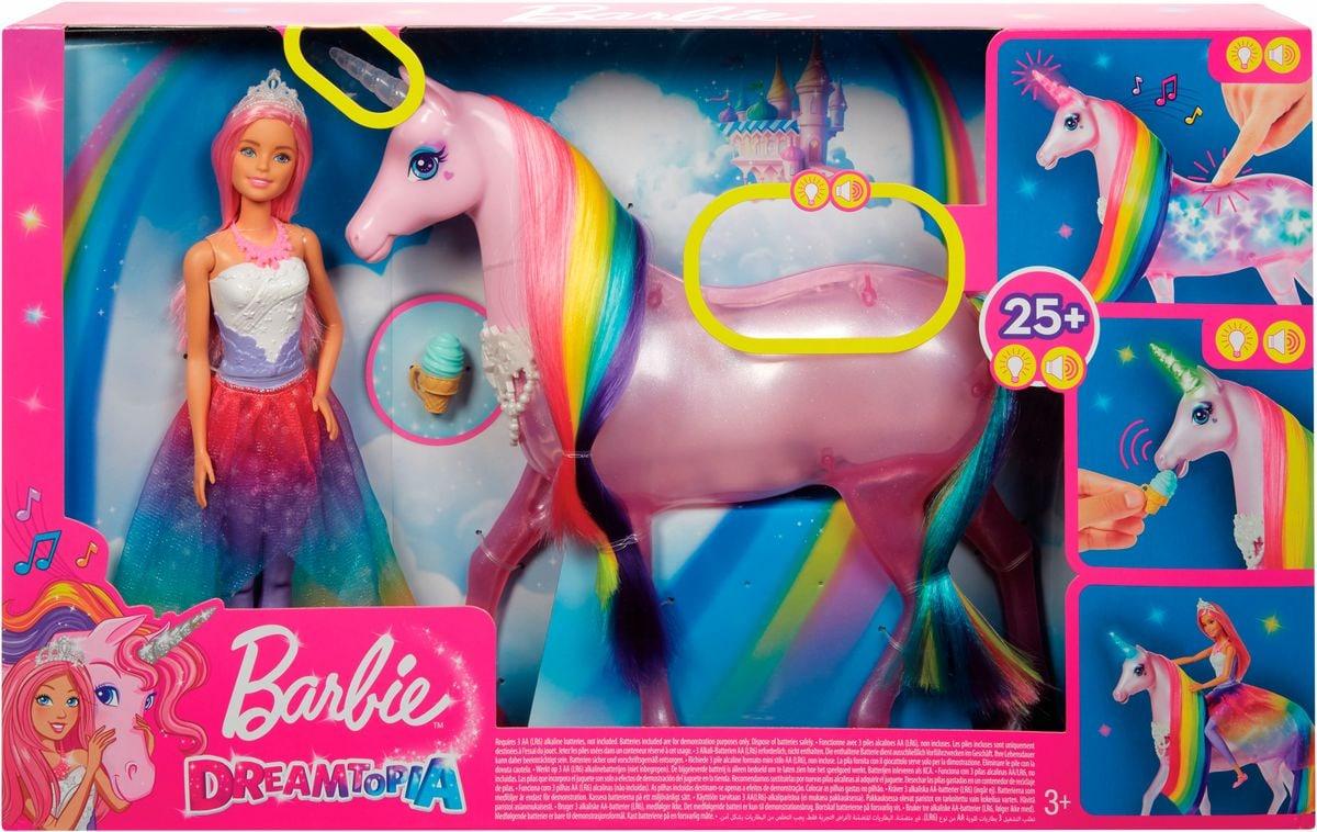 Barbie Dreamtopia Magique Lumèire
