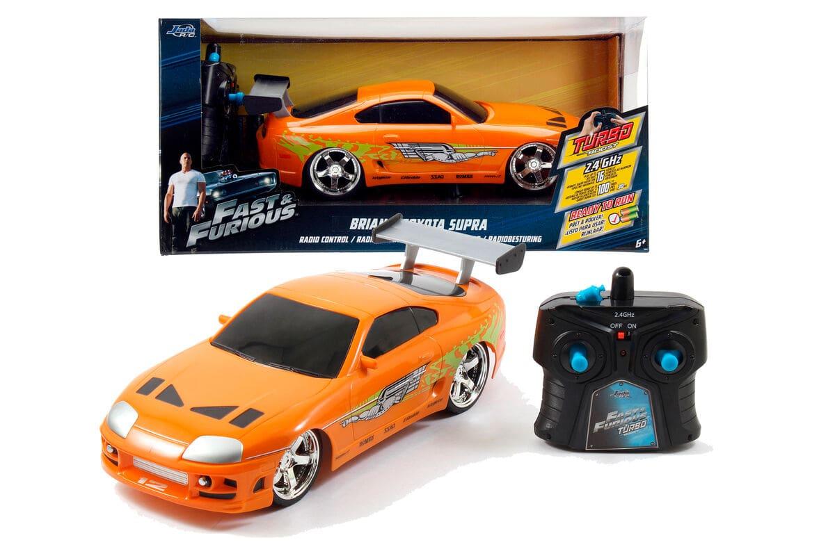 Dickie Toys Fast&Furious RC Brian's Toyota Giocattoli telecomandati
