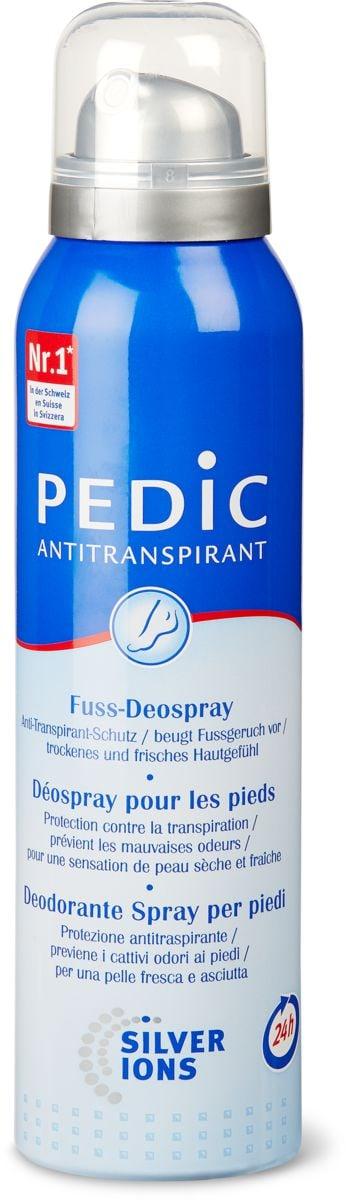 Pedic Deospray Aerosol