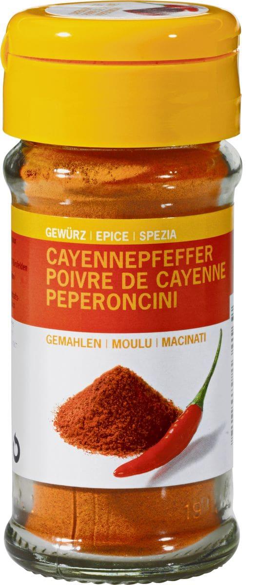 Poivre de Cayenne moulu