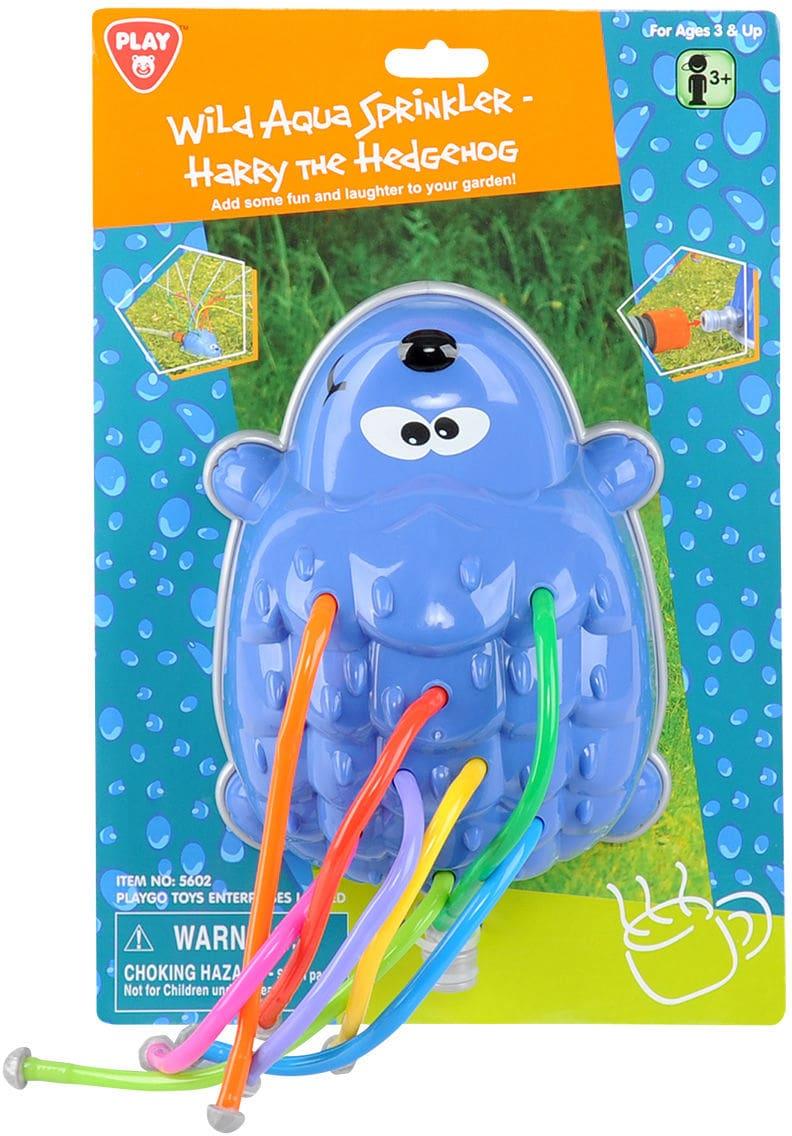 Playgo Wassersprinkler Igel Wasser-Spielzeug