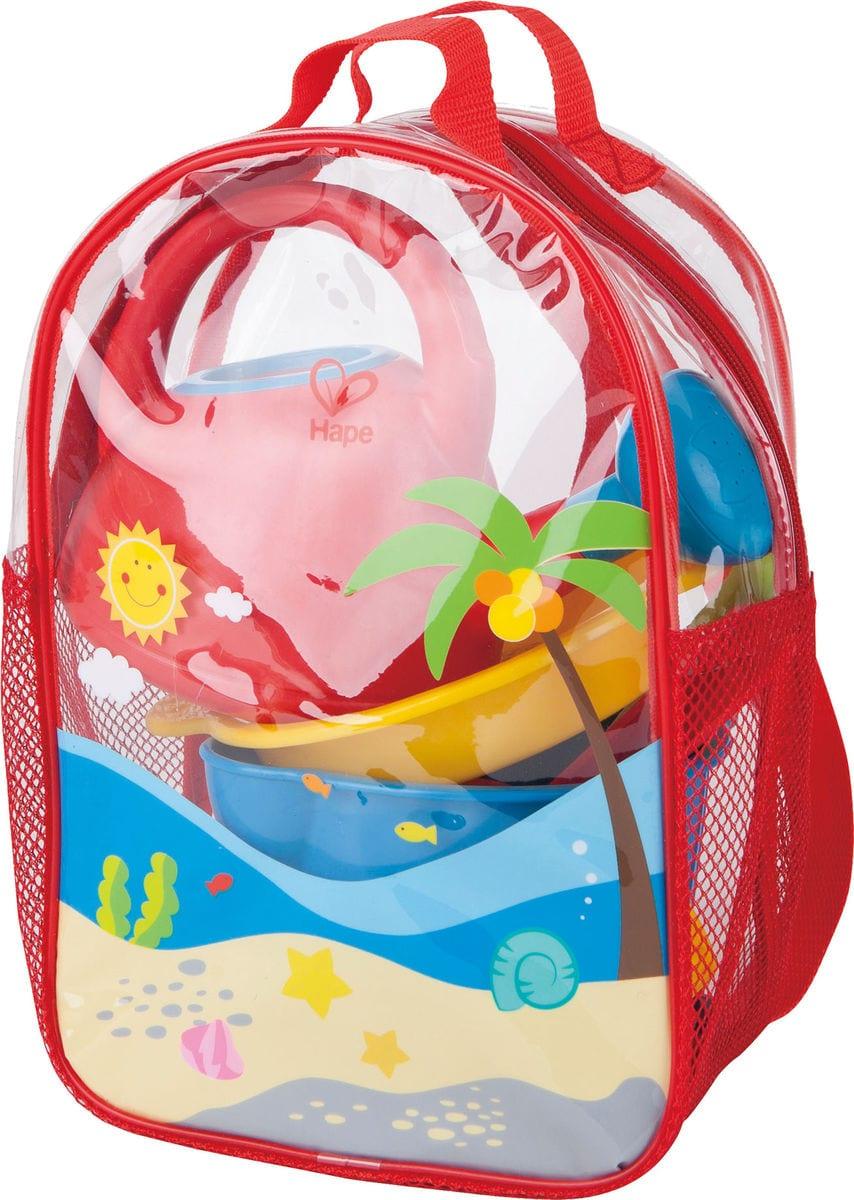 Hape Happy Beach-Set Sandspielzeug
