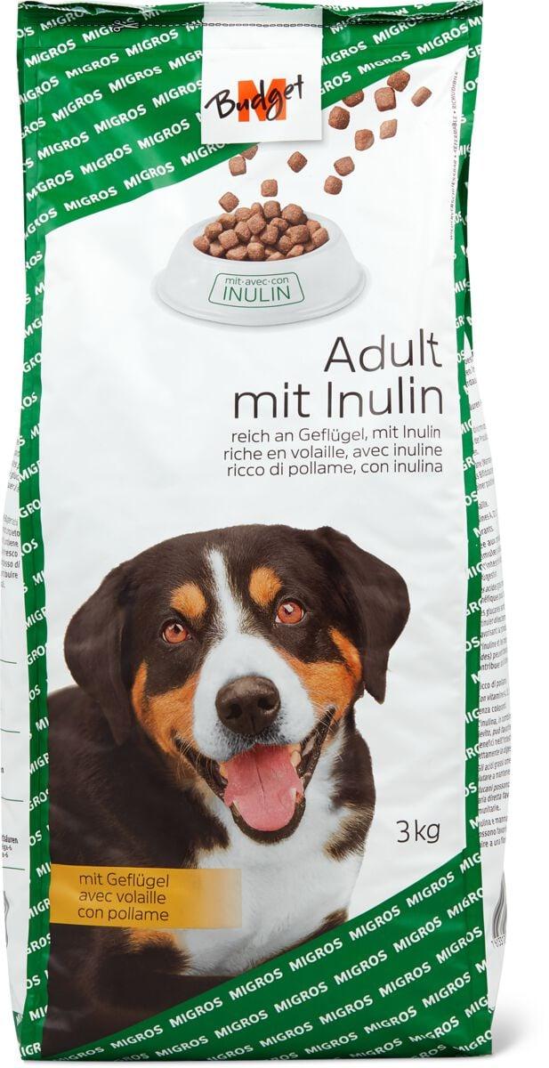 Hundenahrung Inulin