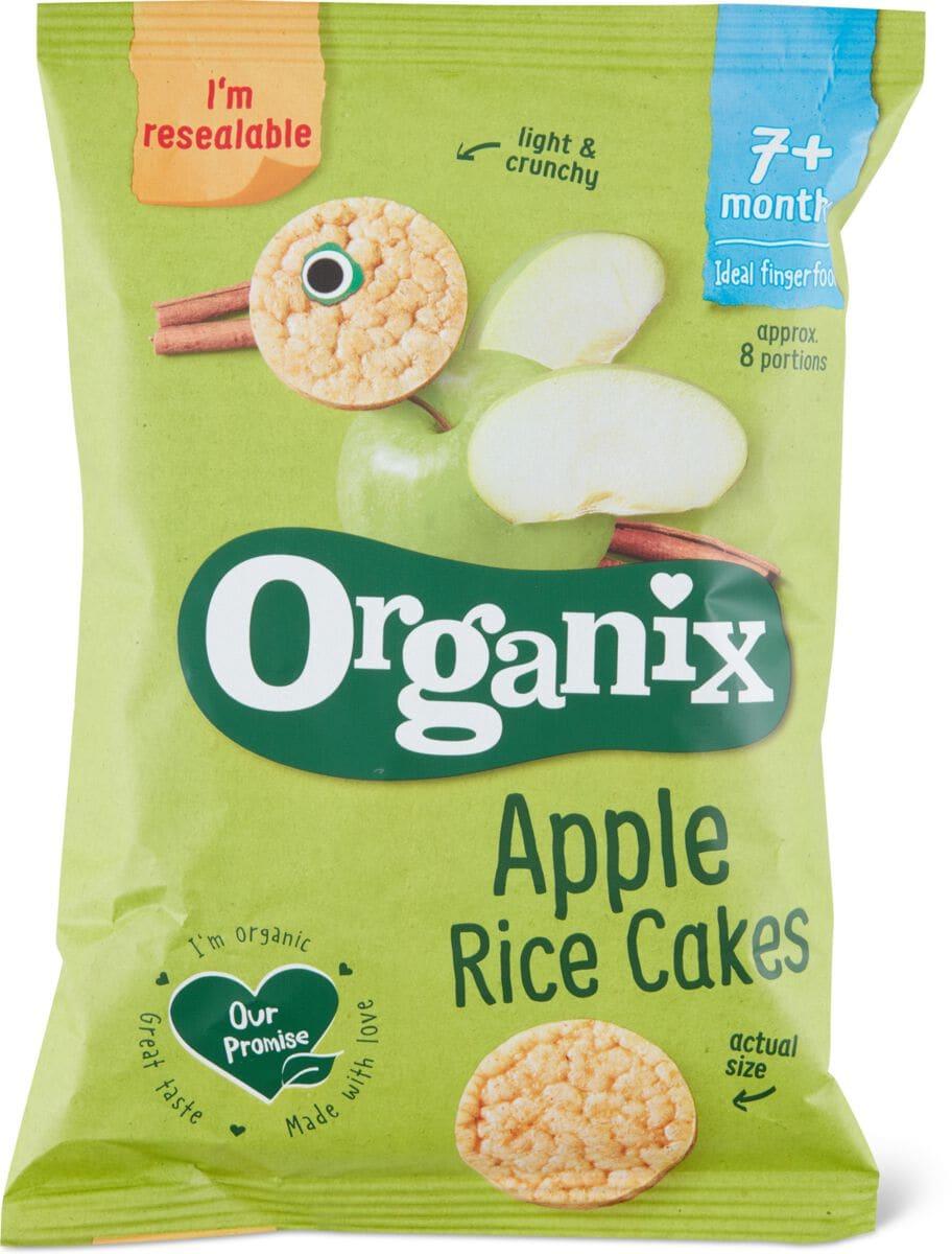 Organix Galettes Pomme