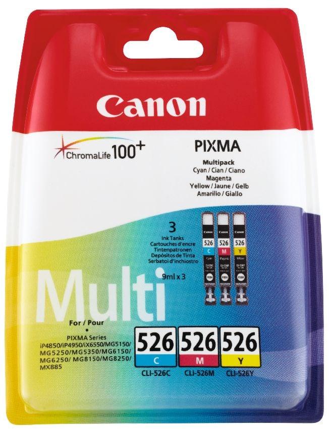 Canon CLI-526PA Multipack Tintenpatrone
