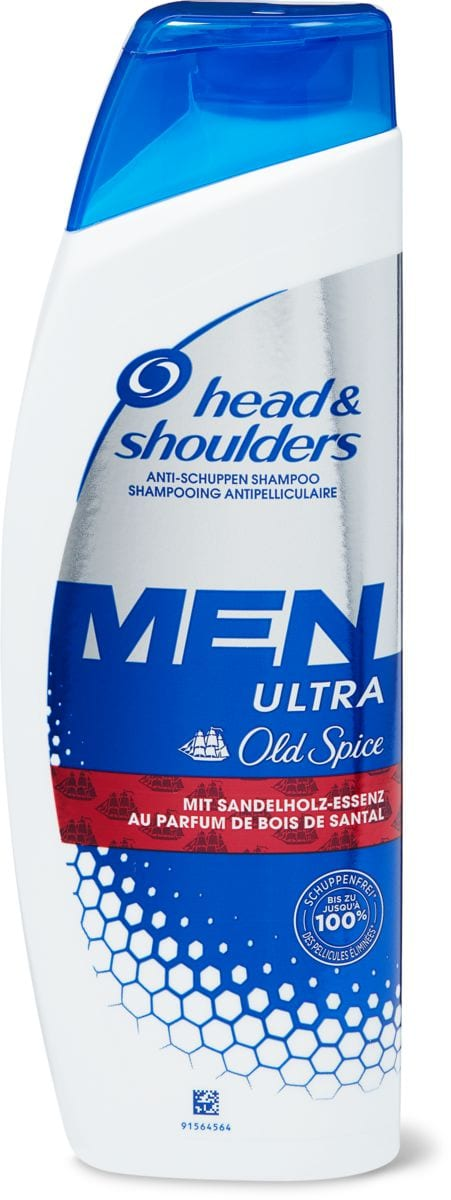Head & Shoulders Shampooing Men Ultra Old Spice