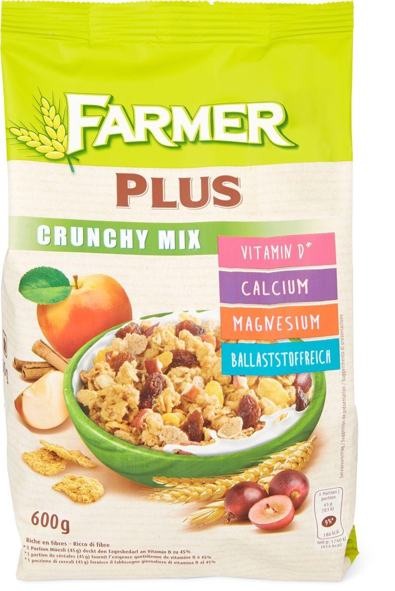 Farmer Plus Crunchy Mix