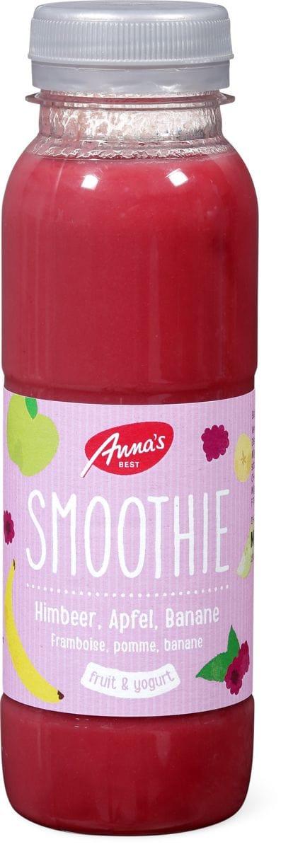 Anna's Best smoothie Himbeer/Apfel-Banane