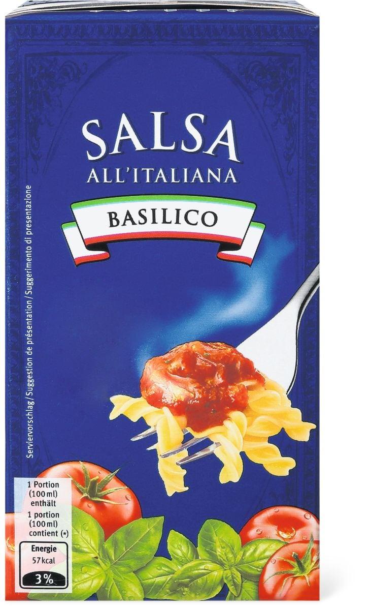 Salsa Italiana Basilico