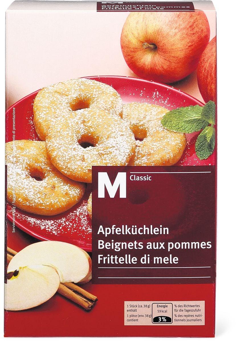 M-Classic Beignets de pommes