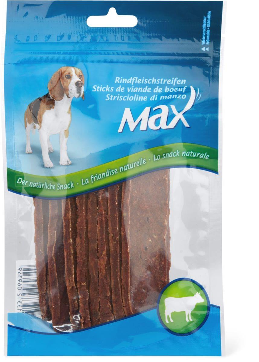 Max Snack Rindfleischstreifen