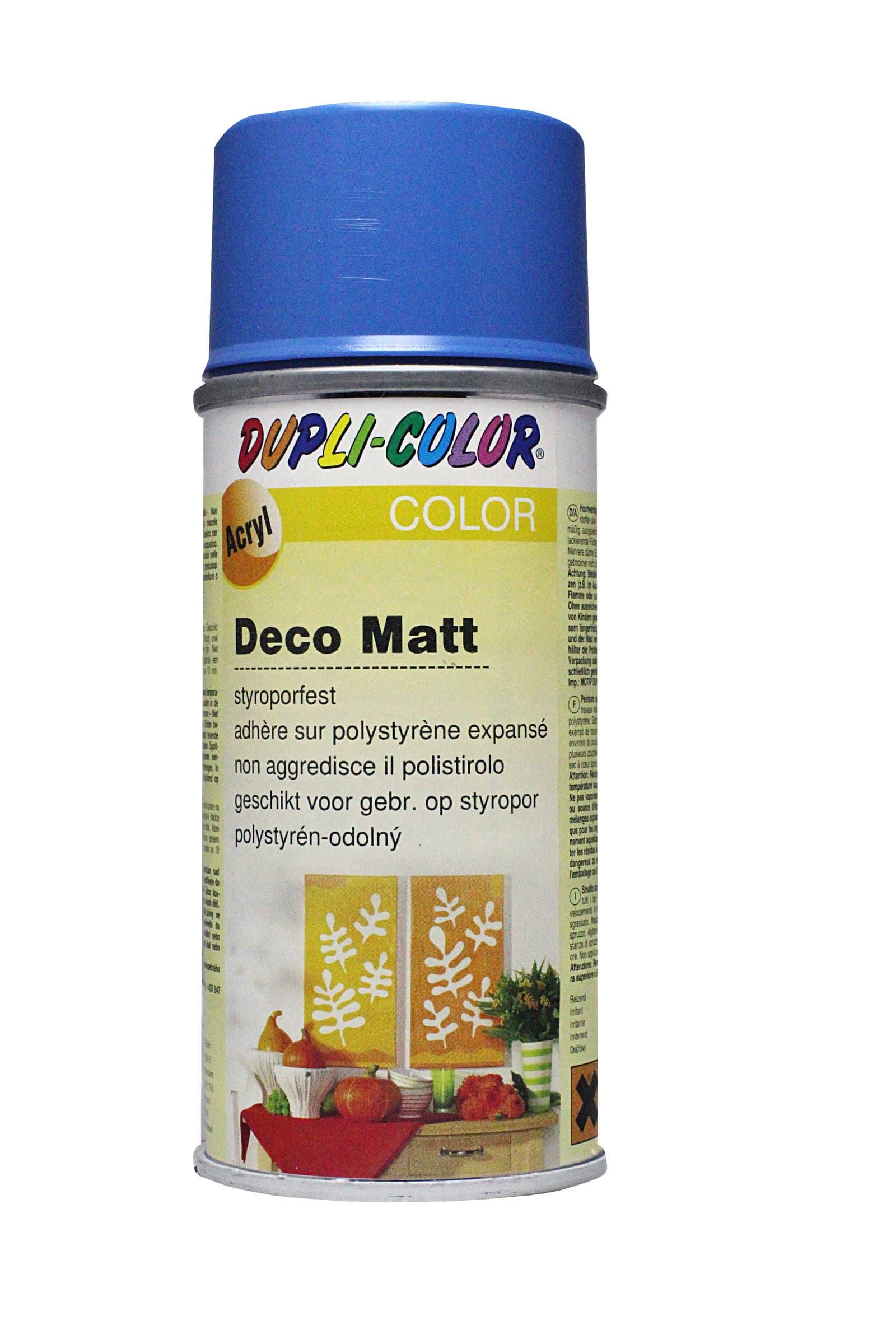 Dupli-Color Vernice spray deco opaco