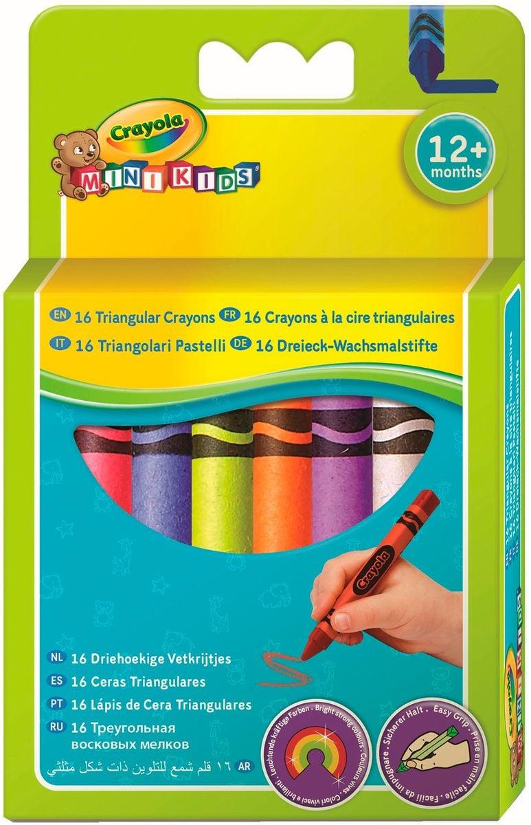 Crayola Triangolari Colorare