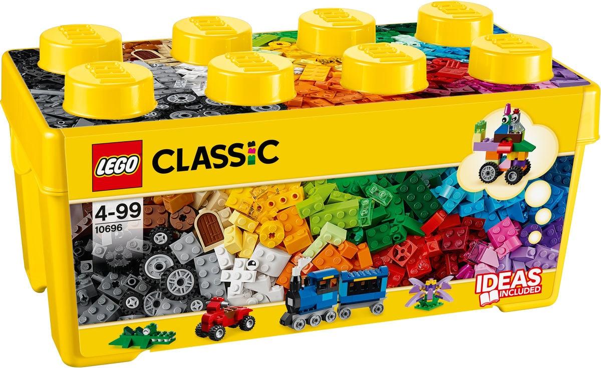 LEGO® Classic Mittelgrosse Bausteine-Box 10696