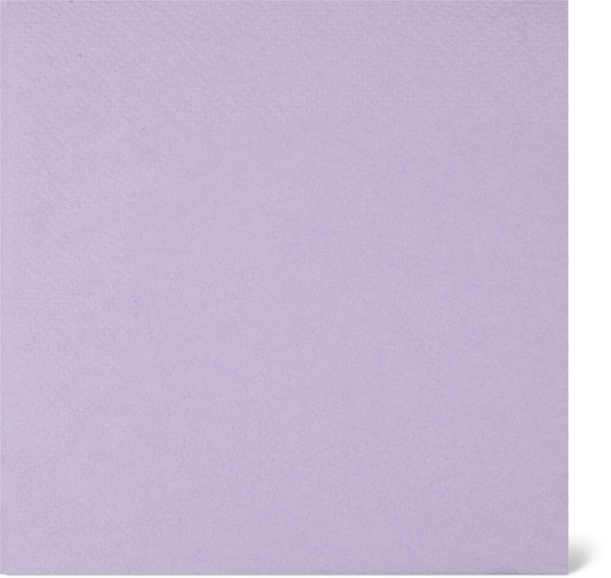Cucina & Tavola Serviettes en papier, 24x24cm