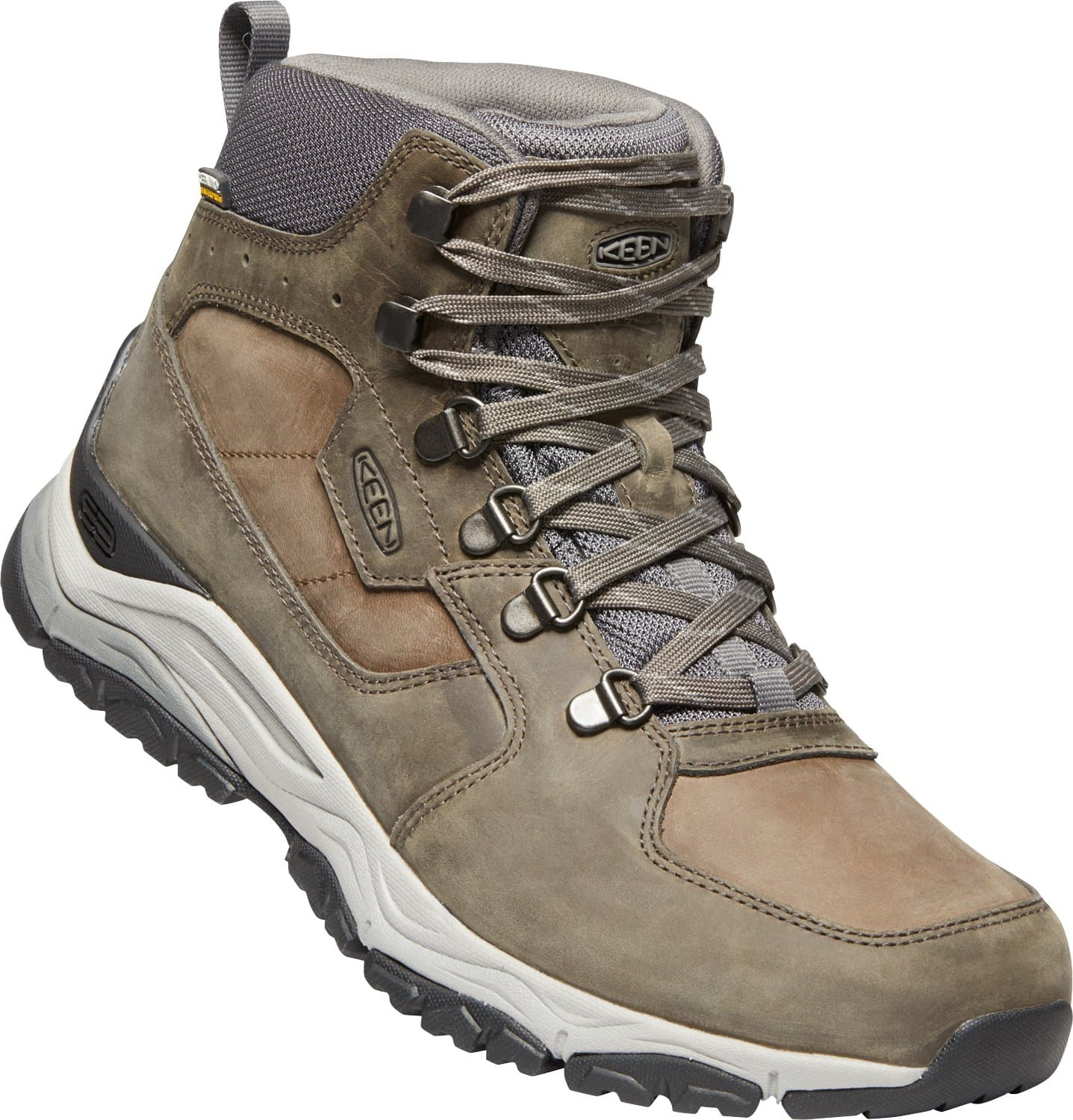 Keen Innate Leather Mid WP Scarponcino da escursione uomo