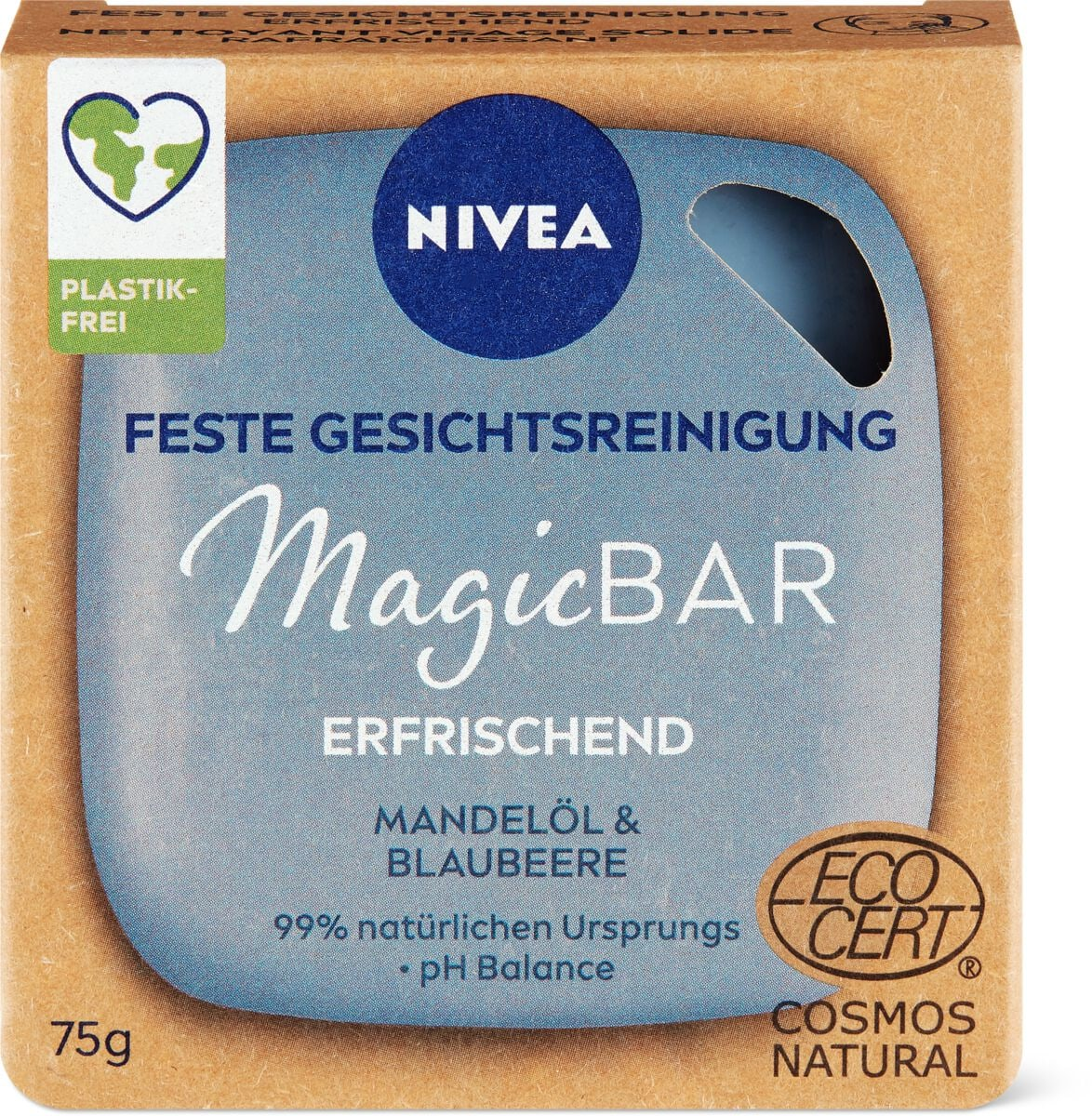 Nivea Magic Bar Rafraichissant