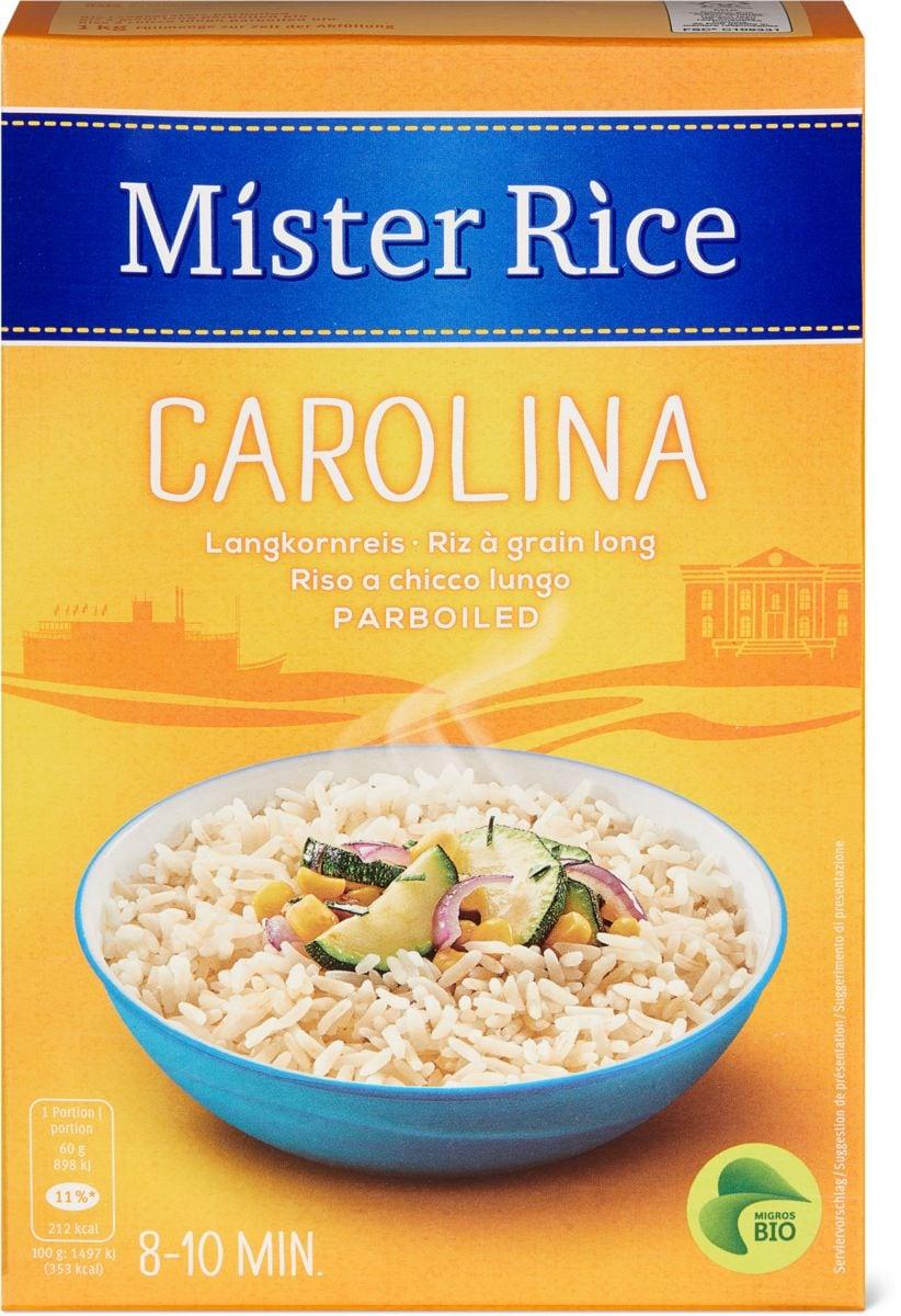 Bio Mister Rice Carolina parb. 10min