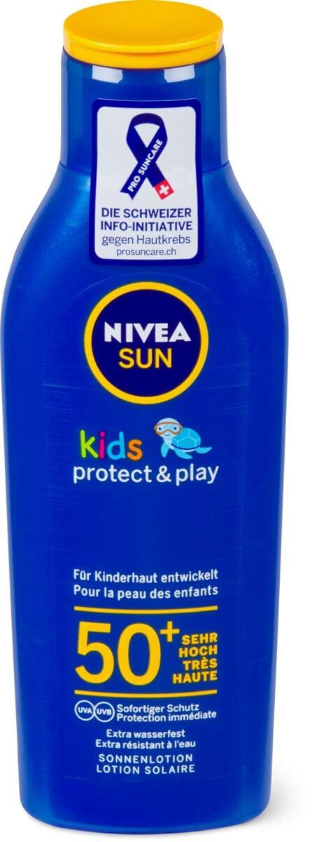 Nivea Sun Kids Protect&Play SF50+