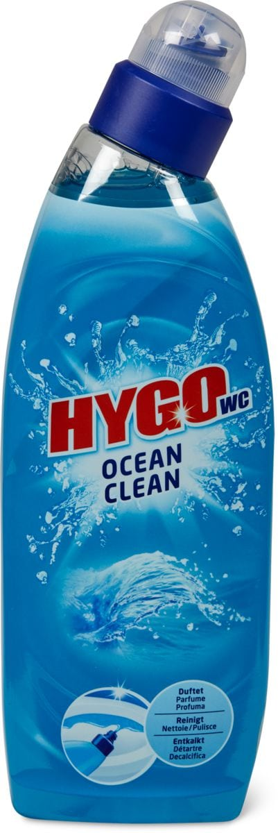 Hygo WC Fresh Ocean Clean
