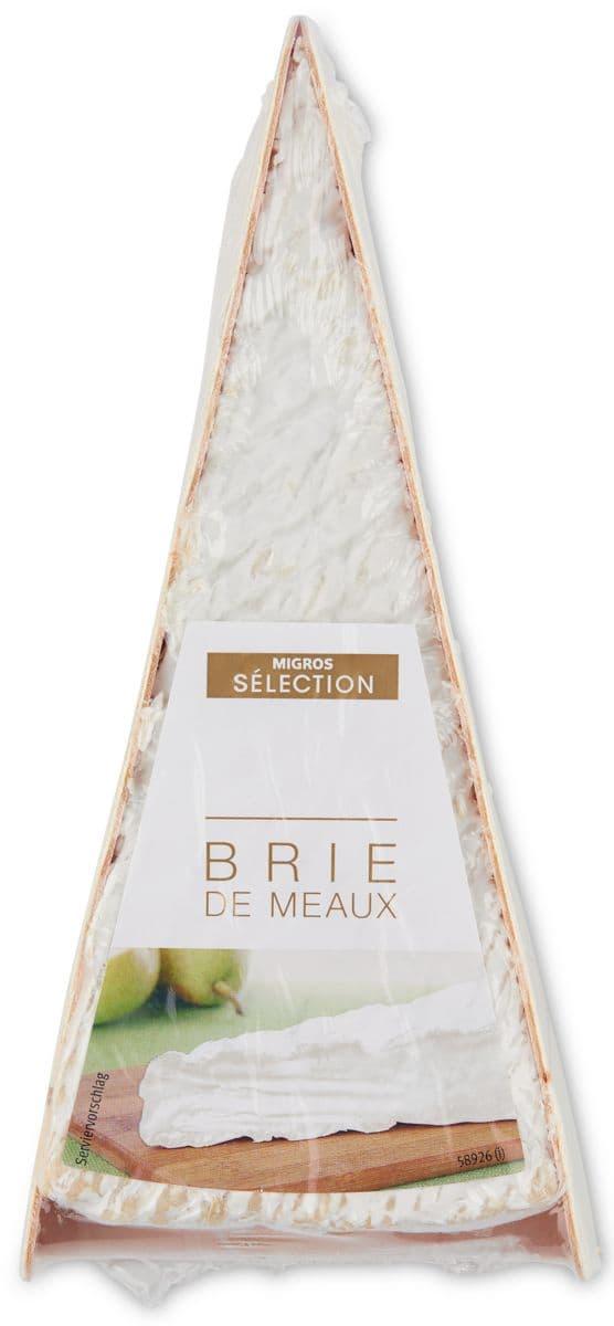 Sélection Brie de Meaux