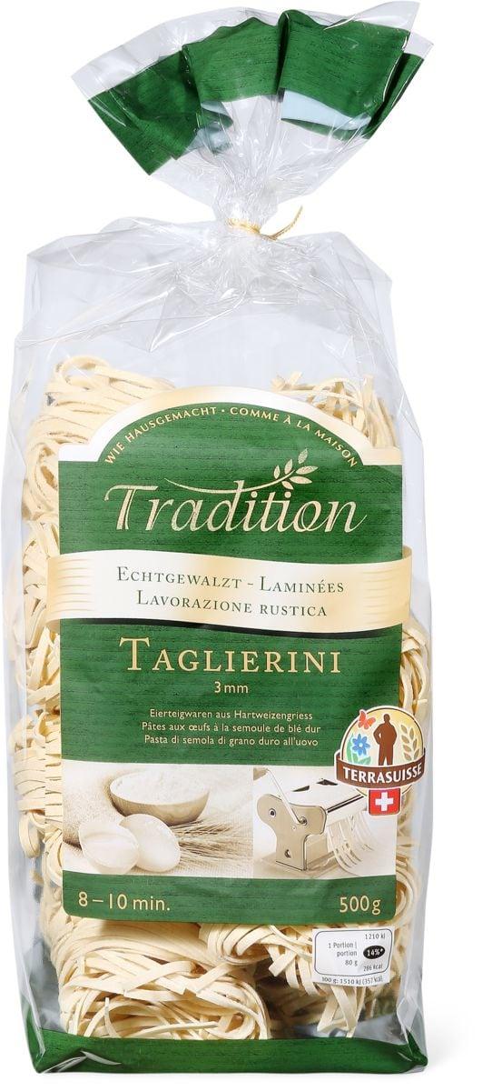Tradition Terrasuisse Taglierini