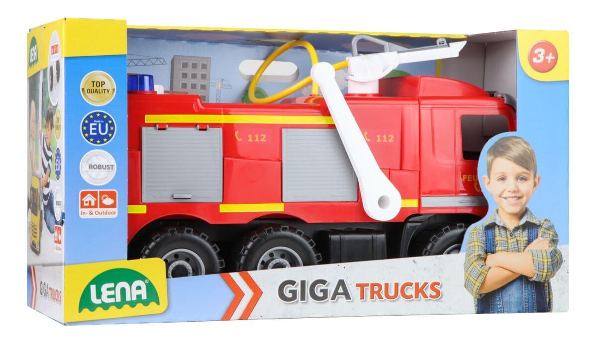 LENA® Feuerwehrtruck Outdoor-Spielzeug