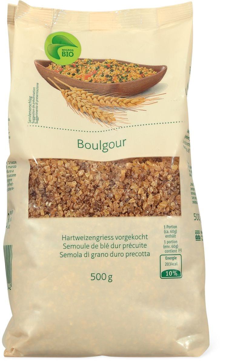 Bio Blédor Boulgour Semola di grano duro