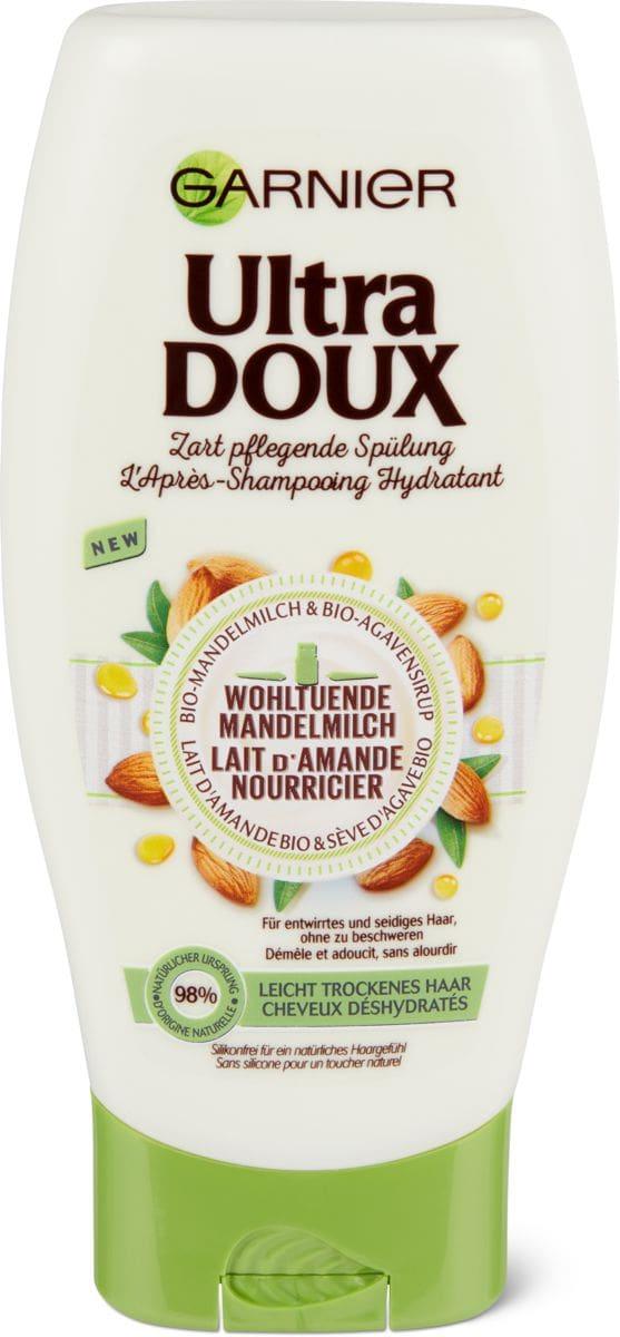 Ultra Doux Lait d'Amande Après-Shampooing