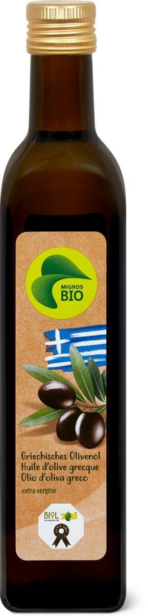 Bio Huile d'olive Grecque
