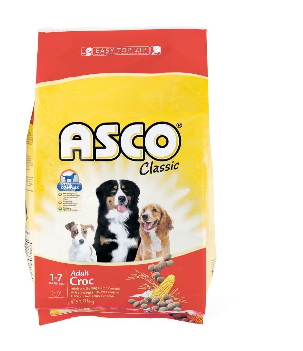 Asco Classic Ad.Croc Pollame & cereali