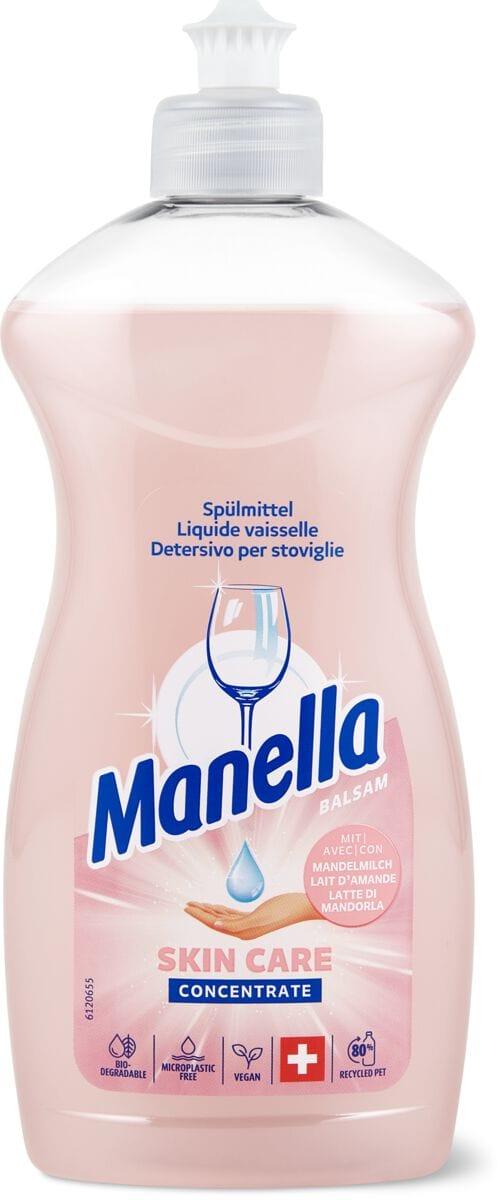 Manella Geschirrspülmittel Balsam
