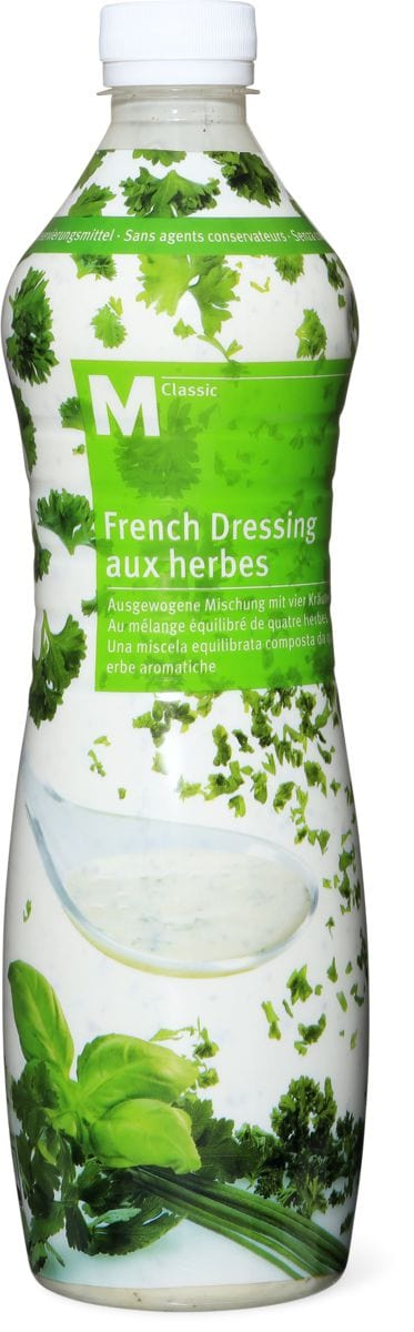 M-Classic dressing French aux herbes