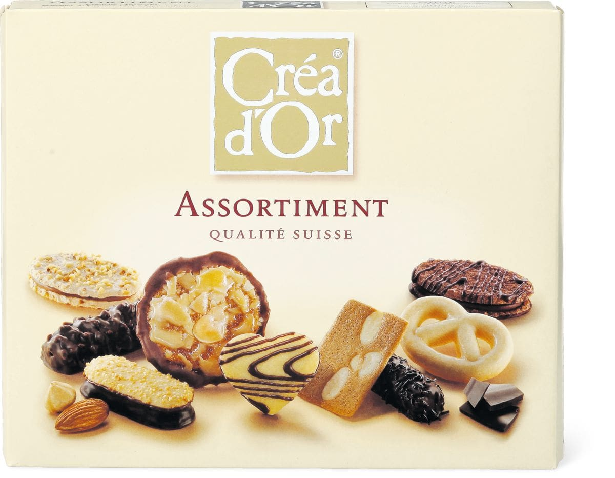 Créa d'Or Assortiment