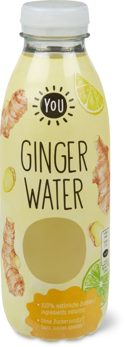 YOU Ginger Water