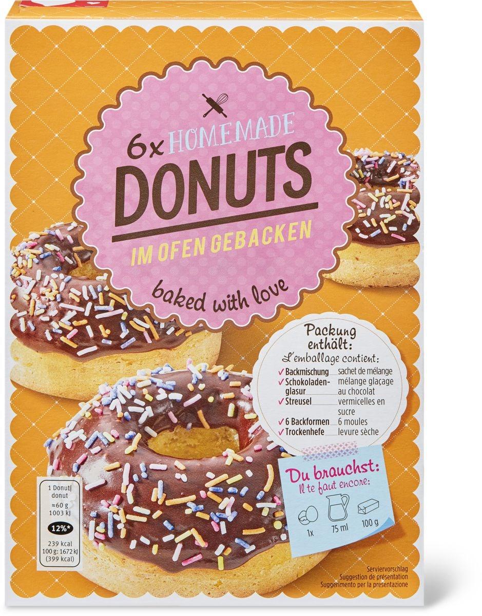 Mélange pour donuts