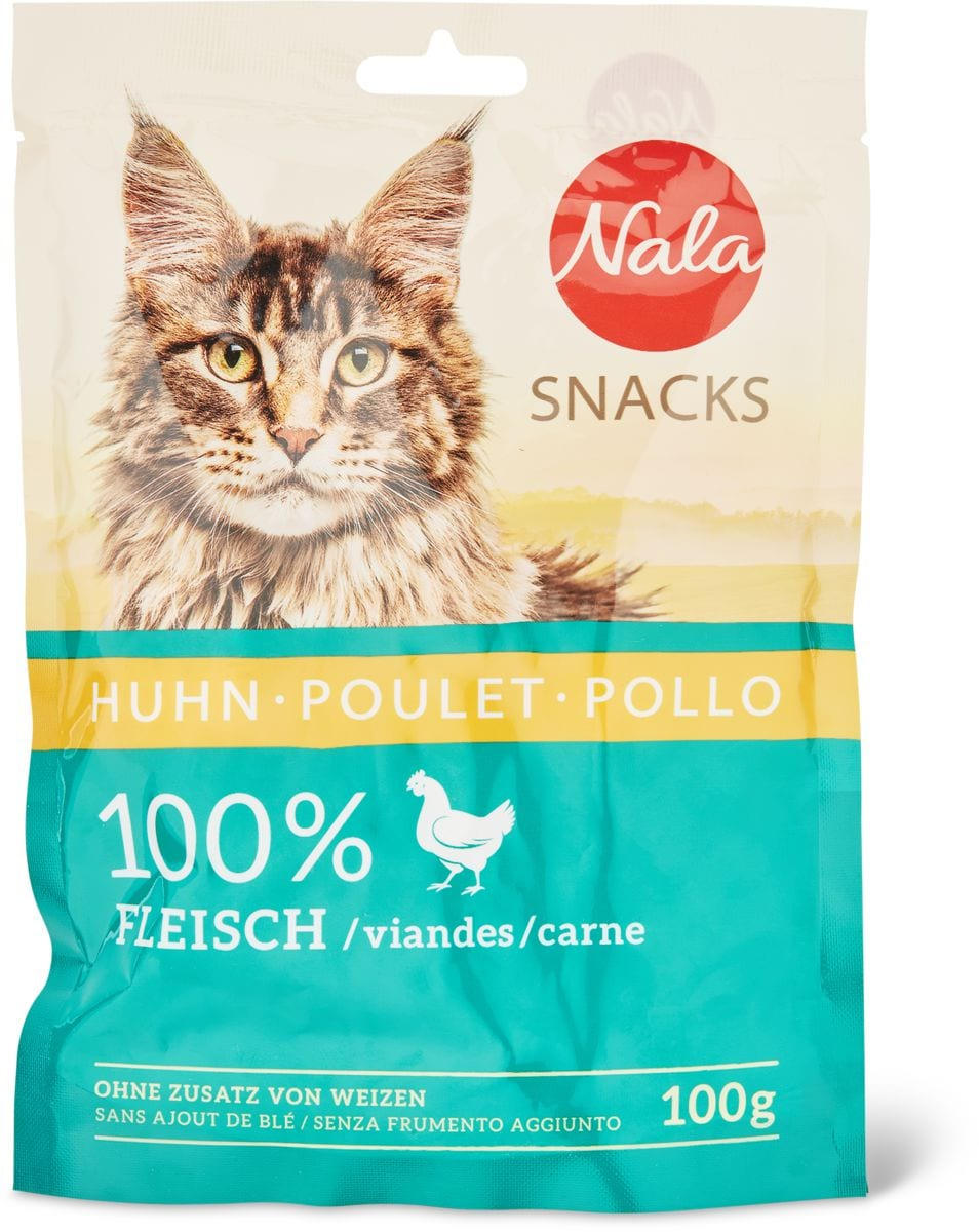 Nala snacks Pollo