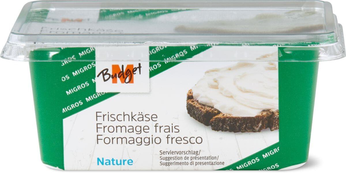 M-Budget Frischkäse nature