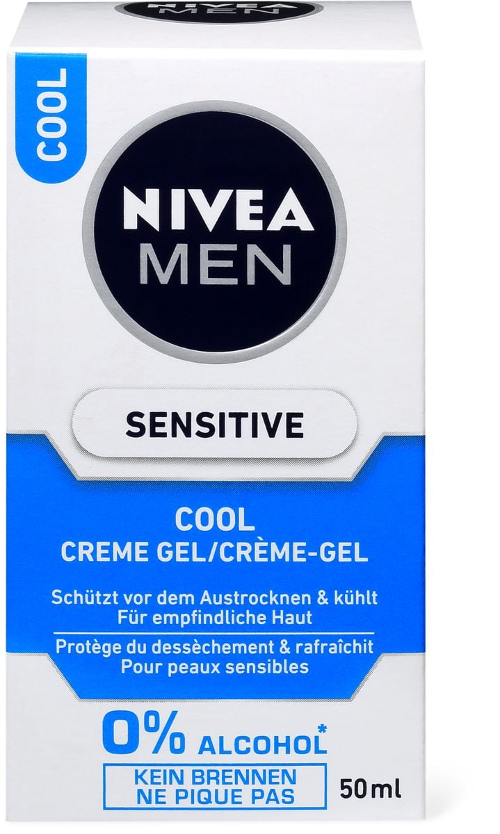 Nivea Men Sensitive Cool Creme Gel