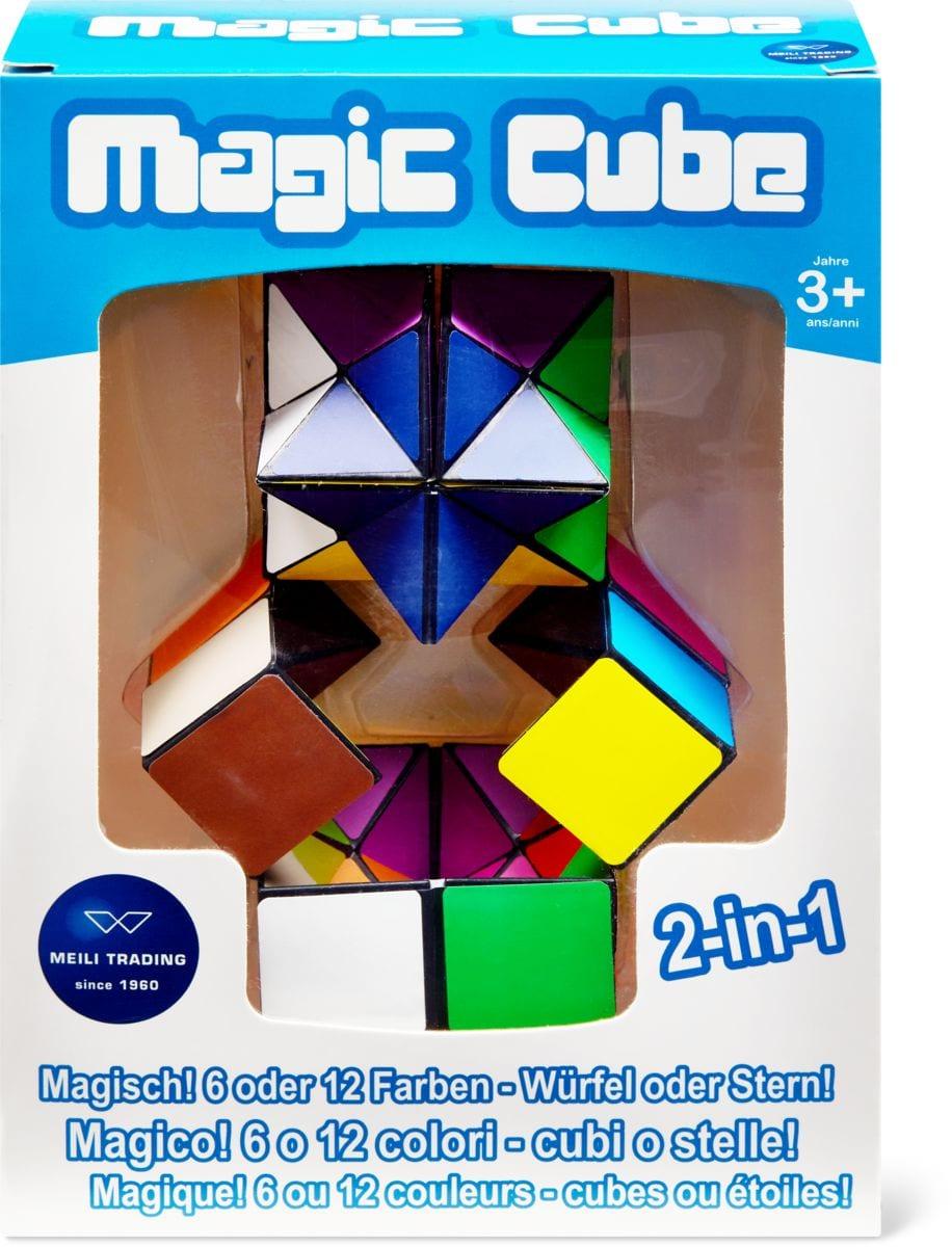 Star Magic Cube Gesellschaftsspiel