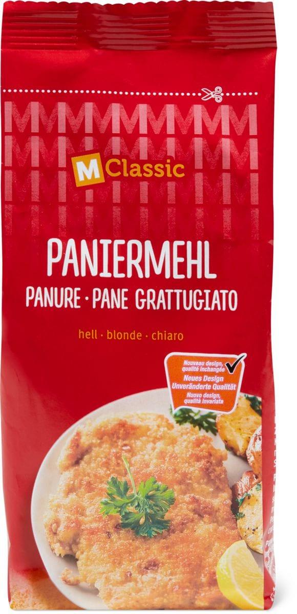 M-Classic Panure blonde