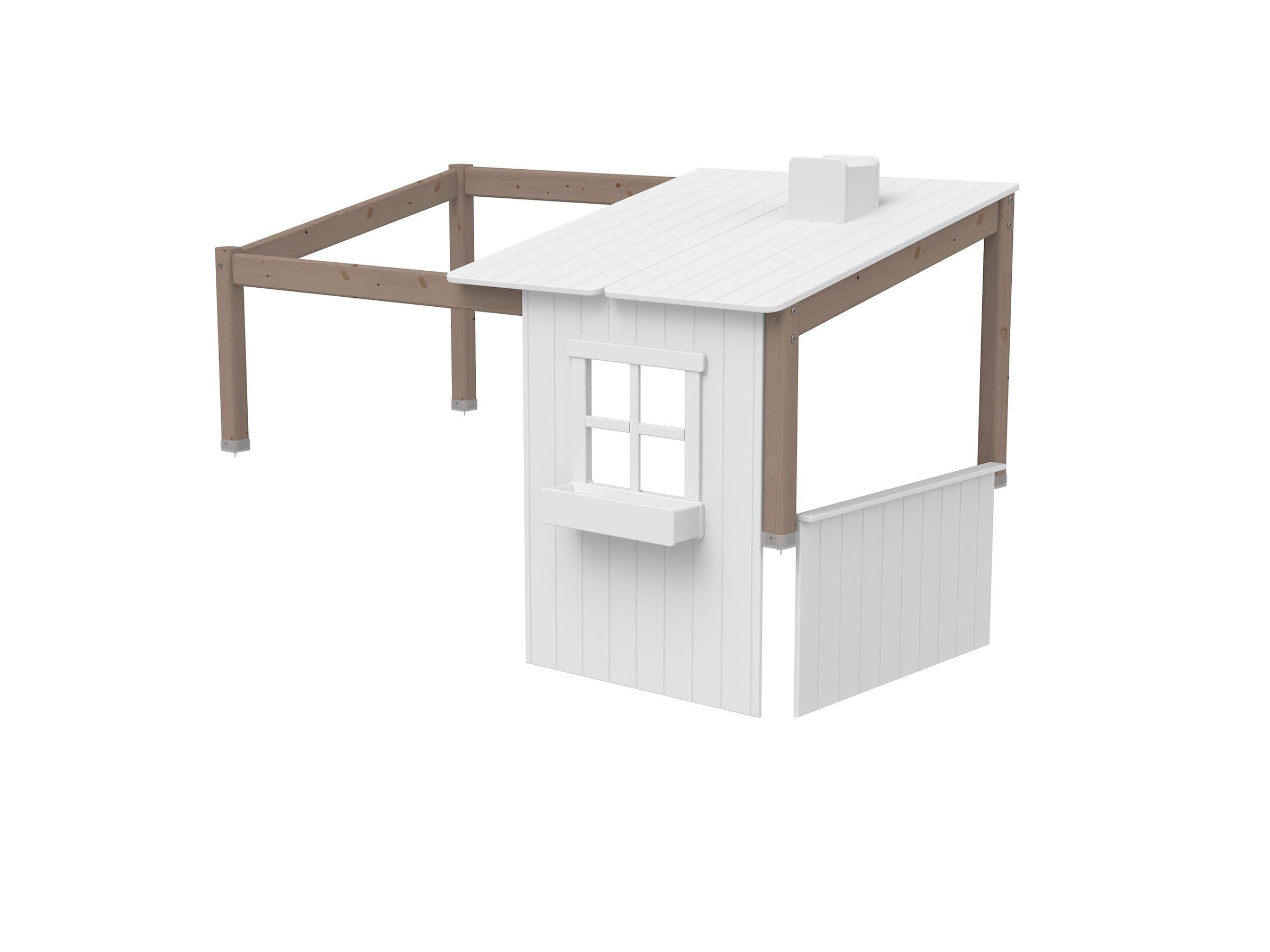 Flexa TREE HOUSE Aufbau halbes Baumhaus