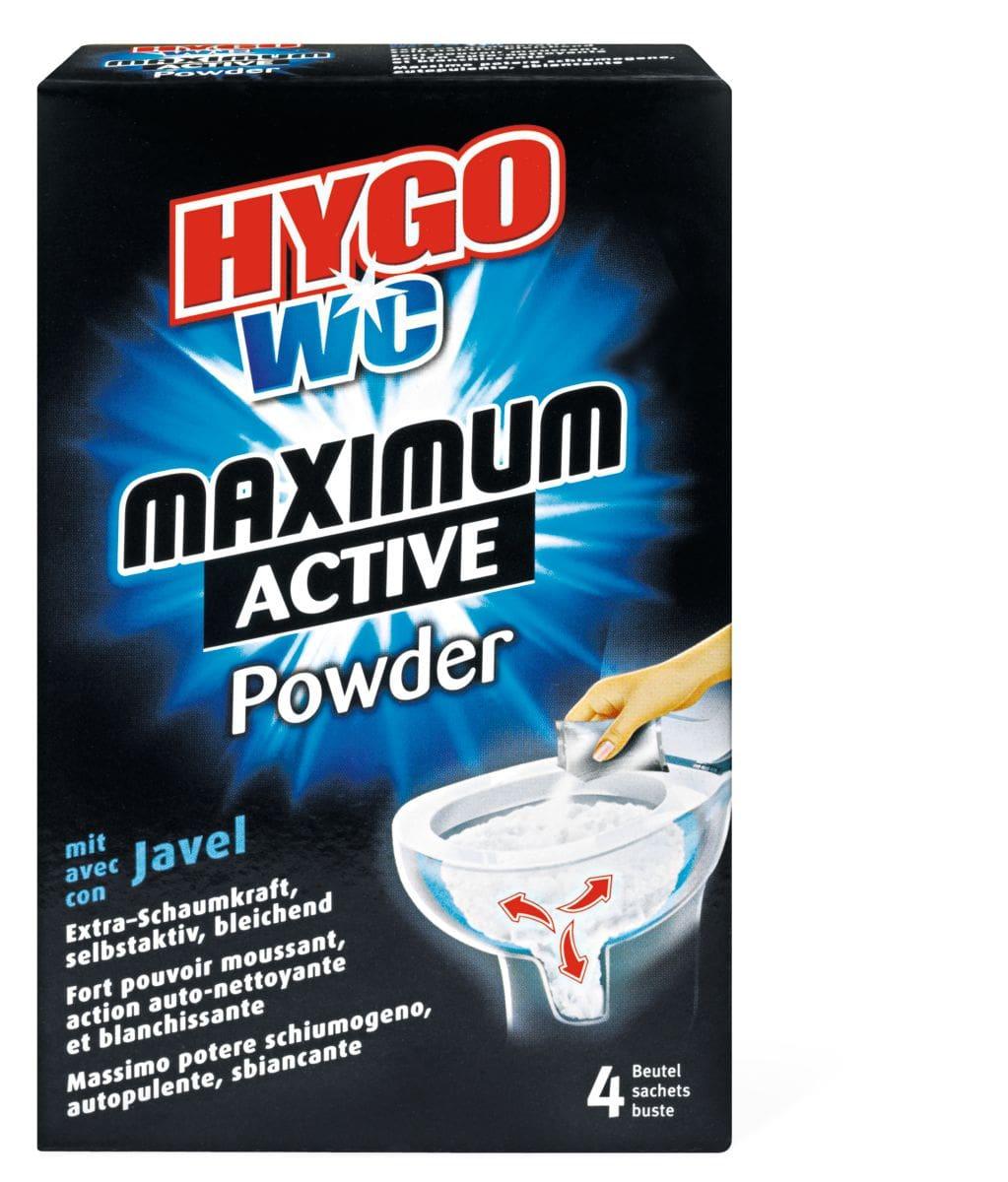 Hygo WC Maximum Active Powder