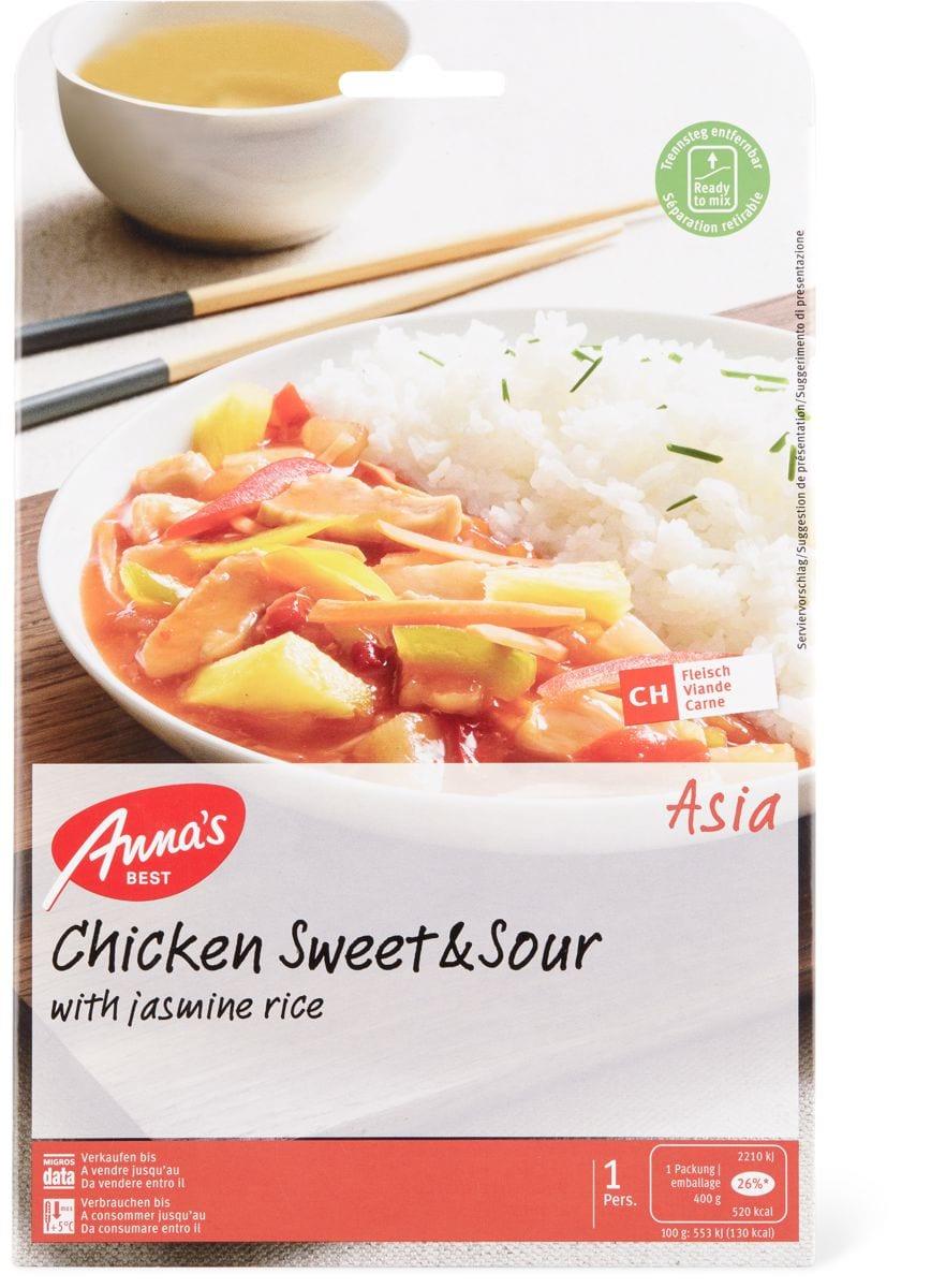 Anna's Best Chicken Sweet & Sour
