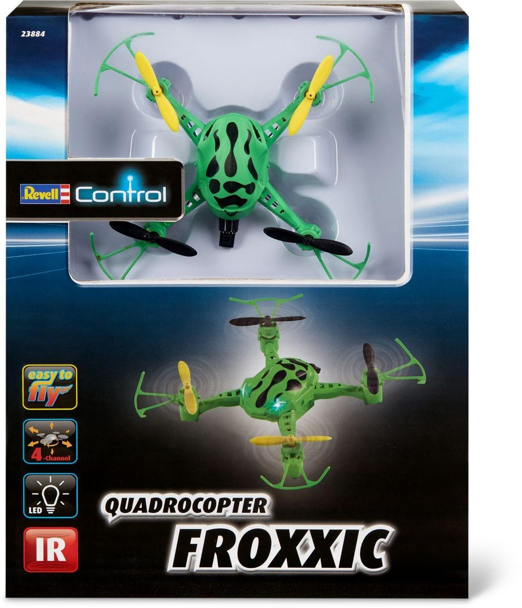 Revell RC Quadkopter Froxxic grün