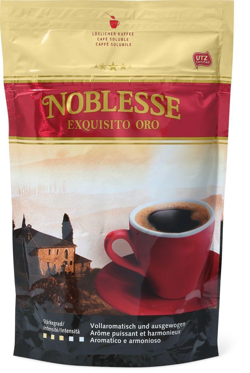 Noblesse Exquisito Oro Beutel 100g