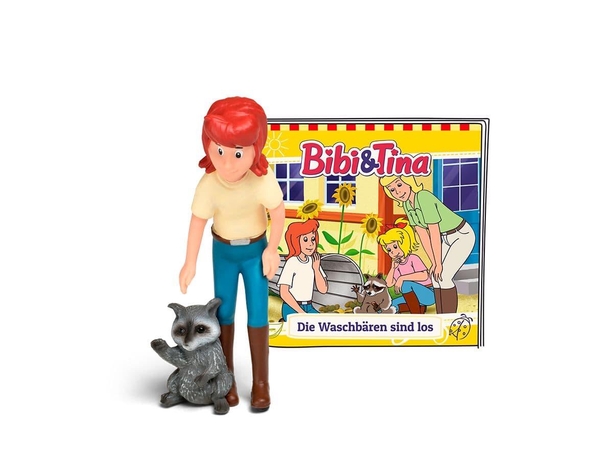 Tonies Hörbuch Bibi und Tina - Die Waschbären sind los (DE)